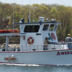 Summer camp learning on American Beauty II in Sag Harbor