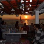 OLA of Eastern Long Island Jazz and tapas sunset cruise aboard American Beauty II