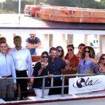 OLA jazz & tapas party with American Beauty Cruises & Charters in the Hamptons