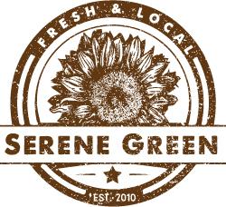 Serene Green farm stand
