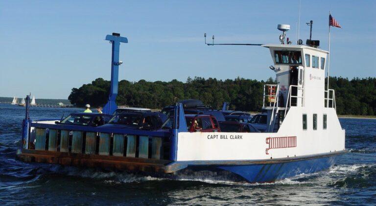 south ferry sag harbor, ny